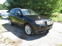 2014 BMW X3 Automatic 8-Speed   This respectable 2014