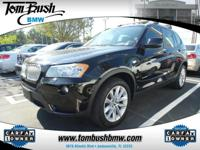This outstanding example of a 2014 BMW X3 xDrive28i is