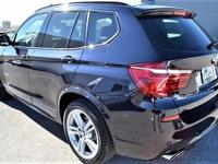 We are excited to offer this 2014 BMW X3. How to