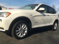 Sensibility and practicality define the 2014 BMW X3