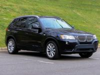 BMW Certified, Superb Condition. FUEL EFFICIENT 28 MPG