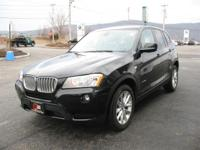 X3 xDrive28i, BMW Certified, 4D Sport Utility, 2.0L I4