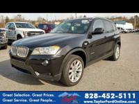 Options:  2014 Bmw X3 Xdrive28i|Awd Xdrive28i 4Dr