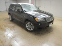 Options:  2014 Bmw X3-Series Awd 4Dr Xdrive28i|4