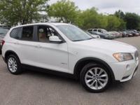BMW CERTIFIED Warranty thru 12/2/2019 or 100,000 Miles.