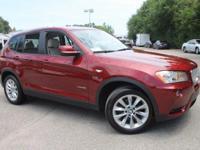 BMW CERTIFIED, Warranty thru 12/31/2019 or 100,000