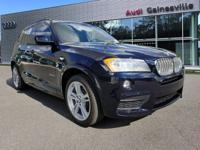 2014 BMW X3 CARFAX One-Owner. Clean CARFAX. Priced