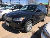 BMW Certified, 8-Speed Automatic, **1 OWNER**, and