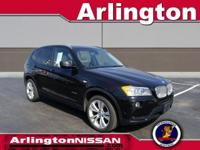 Options:  2014 Bmw X3 Xdrive35i|Carfax One-Owner. 2014