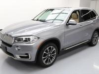 2014 BMW X5 with 3.0L Turbocharged I6 Engine,Heated