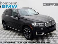 Step into the 2014 BMW X5 xDrive35d! A great vehicle