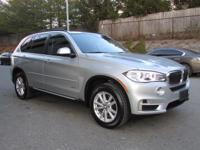 2014 BMW X5 xDrive35i and One Owner. Cold Weather