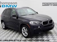 Discerning drivers will appreciate the 2014 BMW X5