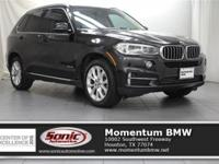 Scores 27 Highway MPG and 18 City MPG! This BMW X5