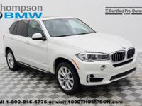 Take command of the road in the 2014 BMW X5 xDrive35i!