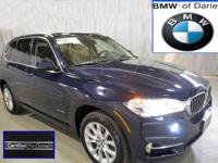 Great mileage, great price, BMW Certified! This local