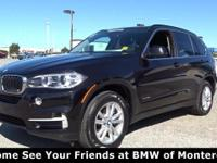 CARFAX 1-Owner, BMW Certified. REDUCED FROM $47,900!,