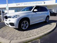 Our One Owner 2014 BMW Certified X5 xDrive35i proudly
