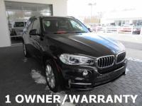 2014 BMW X5 4D Sport Utility xDrive35i Luxury Line 3.0L