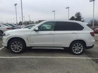 Alpine White 2014 BMW X5 xDrive35i Luxury Line AWD