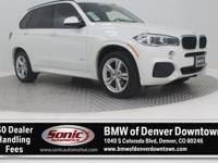 Certified Pre-Owned M Sport package, Cold weather
