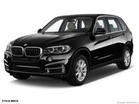 We are excited to offer this 2014 BMW X5. When you