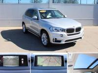 New Price! 2014 Glacier Silver Metallic BMW X5