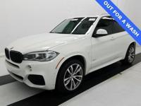 BMW Certified, Black w/Dakota Leather Upholstery, and