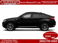This Lovely Carbon Black 2014 BMW X6 xDrive 3.5I Sport