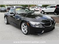 Beautiful 2014 Z4 sDrive28i with M Sport Package, Power
