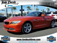 This 2014 BMW Z4 sDrive28i is offered to you for sale