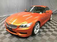 BMW Certified and Black/Orange w/Black/Orange