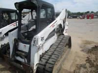 2014 Bobcat T770 2014 Low hour track Loader Skid Steers