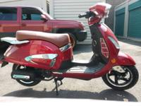 2014 brand new retro scooter 50cc $1,400 For more info