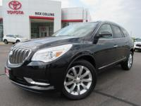 This 2014 Buick Enclave comes equipped with power
