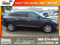 Recent Arrival! 2014 Buick Enclave Convenience Group