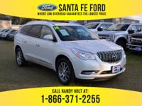 *2014 Buick Enclave* - V6 3.6L Engine - Remote Keyless