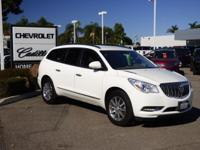 Options:  2014 Buick Enclave Awd 4Dr Leather Used|White