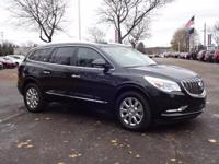 Options:  2014 Buick Enclave Leather Group|Black|Carfax