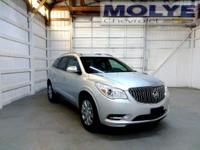 All Wheel Drive Enclave with Heated Leather, Dual