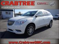 Options:  2014 Buick Enclave Leather|Awd Leather 4Dr
