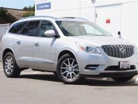2014 Buick Enclave!!! All Wheel Drive!!! Heated Leather