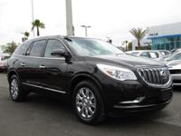 Enclave Leather Group, 3.6L V6 SIDI DOHC VVT, AWD,