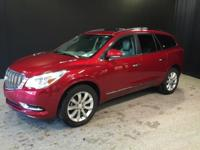 2014 Buick Enclave Leather Group in Crystal Red