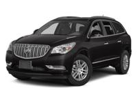 2014 Champagne Silver Metallic Buick Enclave Leather