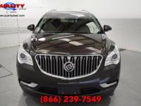 Check out this gently-used 2014 Buick Enclave we