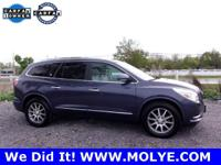 Buick Enclave 3.6L V6 SIDI DOHC VVT 2014 Leather Group