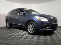 2014 Buick Enclave Leather Group Atlantis Blue Metallic