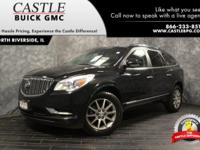 Recent Arrival! Clean CARFAX. 2014 Buick Enclave