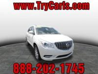 2014 Buick Enclave with Leather Seats, Alloy Wheels,